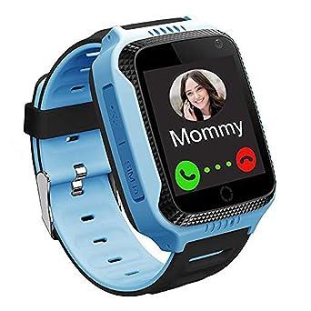 GPS Track Watch para niños - SmartWatch Phone con localizador GPS ...