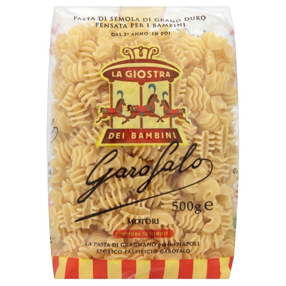 Garofalo Organic Motori Pasta (500g) - Pack of 2