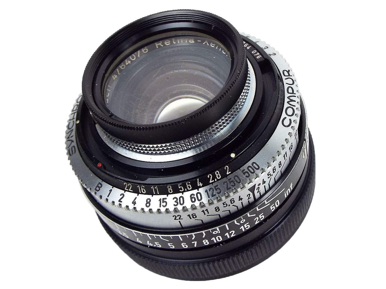 ※当店オリジナル改造レンズ※Schneider-Kreuznach Retina Xenon C C Xenon 50mm/f2 Lマウント改造 Retina オーバーホール済み B07GDDP39X, テンドウシ:a643a11c --- ijpba.info