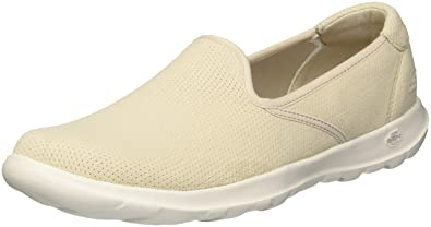2c805bd3dd94 Skechers Women s GO Walk LITE Heavenly Loafer Flat