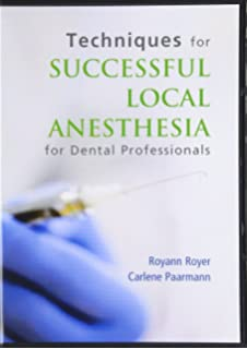 Successful Local Anesthesia for Restorative Dentistry and