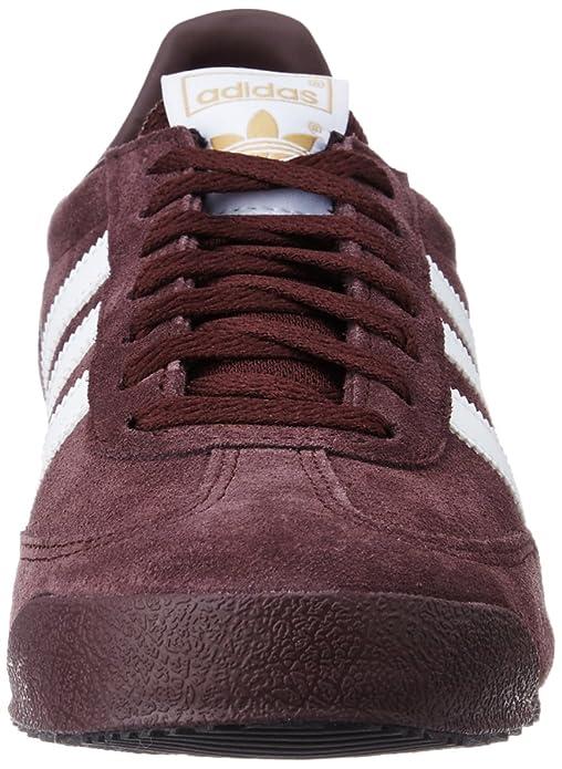 newest fc114 da93c adidas Originals Dragon, Zapatillas para Hombre, Rojo (Rojnoc   Ftwbla    Negbas), 49 1 3 EU  Amazon.es  Zapatos y complementos