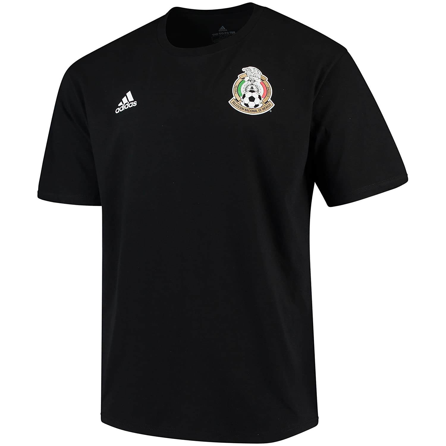 best loved 60e36 4e1da adidas Hirving Lozano Mexico National Team Men's Player Name & Number  T-Shirt