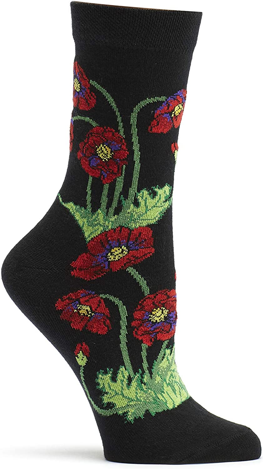 Ozone womens Apothecary Florals Sock