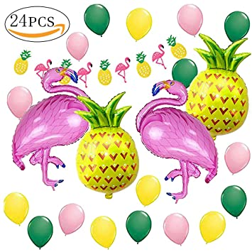 mmtx hawaiian beach party decoration tropical summer party supplies