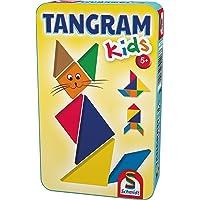 Schmidt Spiele Kids Jeu Éducatif Enfants Tangram (51406) , color/modelo surtido