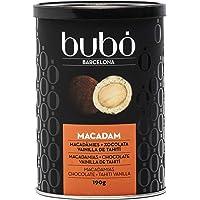 MACADAM BUBÓ - 190g (Nuez de Macadamia, chocolate