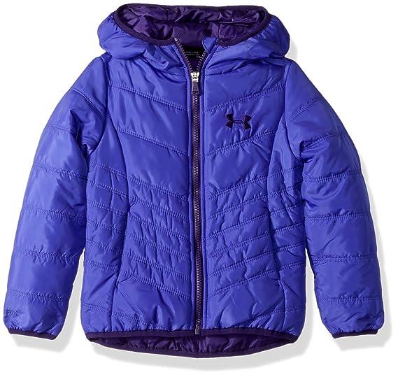 f740dd372e Under Armour Girls' ColdGear Prime Puffer Jacket