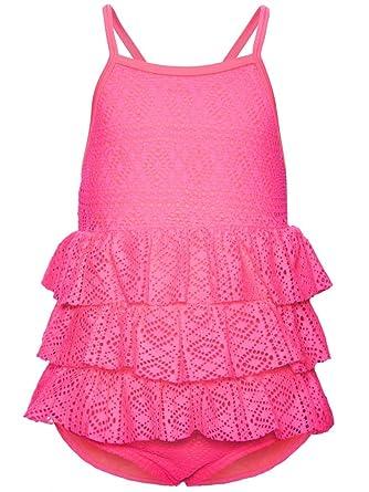 NAME IT - Traje de dos piezas - Básico - para niña rosa rosa ...