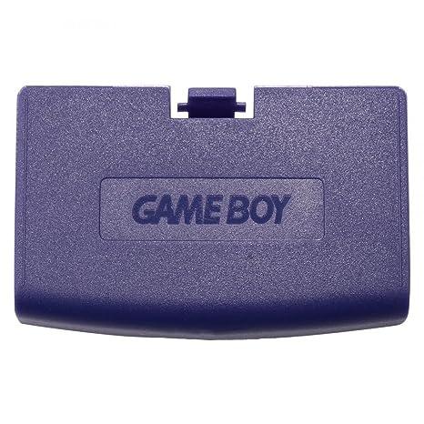 Azul oscuro Batería Puerta trasera carcasa para Gameboy ...