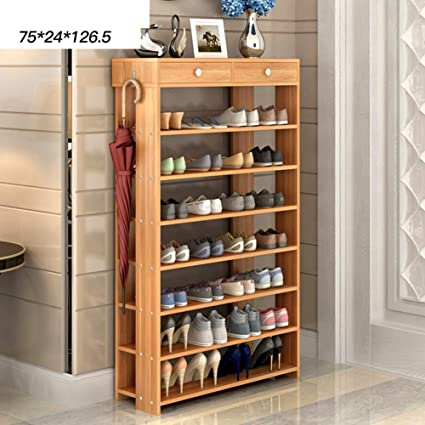 Merveilleux Shoe Rack Simple Home Shoe Rack Living Room Shoe Cabinet Assembling Shoe  Racks Shelf Multi