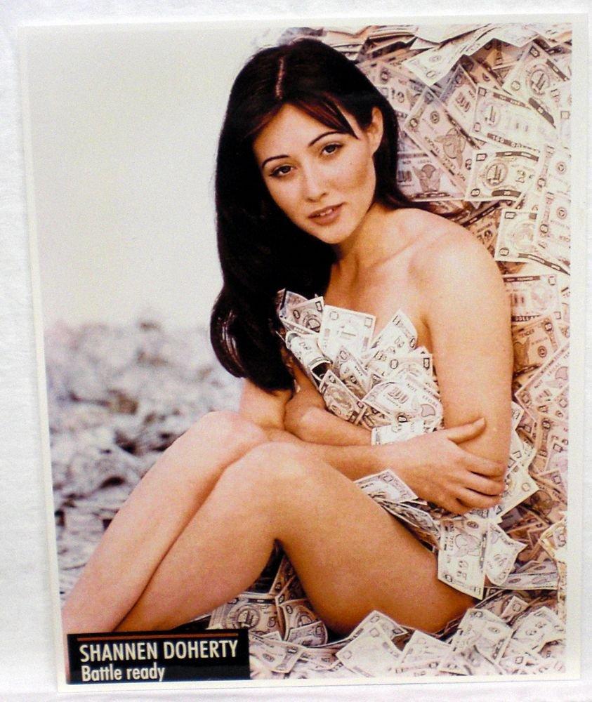 Shannon doherty erotic pics