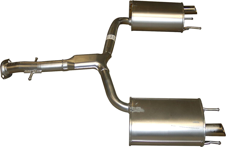 Bosal 284-507 Exhaust Silencer