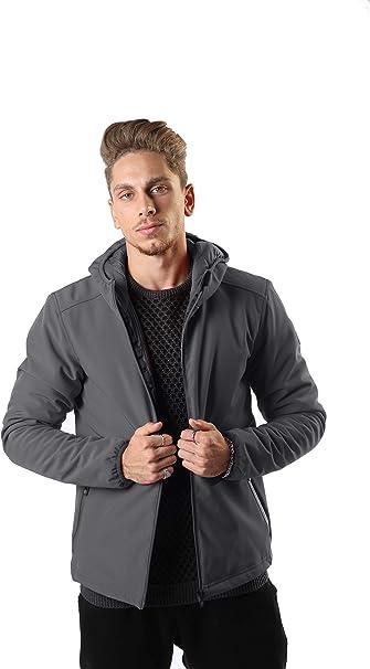 giacca invernale uomo waterproof