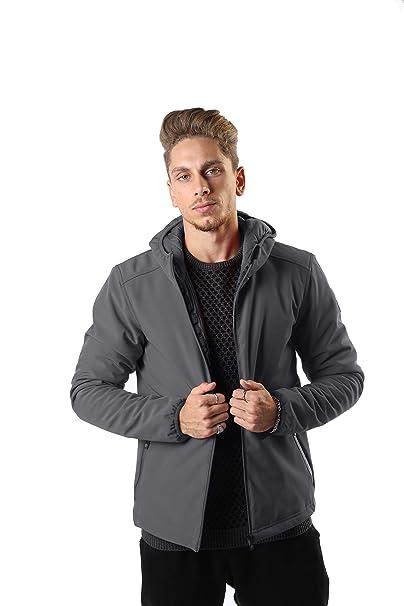 low priced 54177 59689 Giubbotto invernale uomo in tessuto tecnico - piumino ...