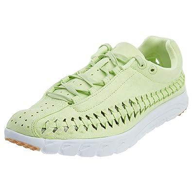 0f679a1fcf82 Nike Mayfly Woven QS Women s Shoes Light Liquid Lime White Gum Yellow  919749-