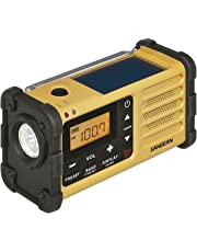 Sangean MMR-88 FM/AM Portable Radio with AUST SANGEAN WARRANTY