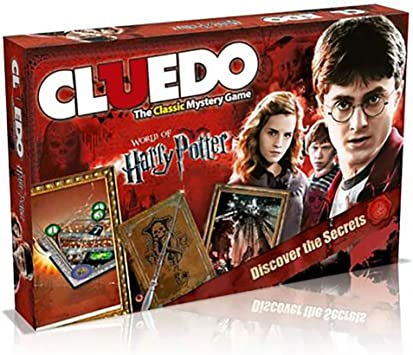 Harry Potter – Cluedo: Amazon.es: Deportes y aire libre