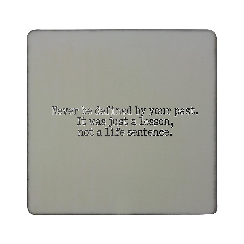 Compra Nunca se define por su pasado. Es sólo una lección, no una ...