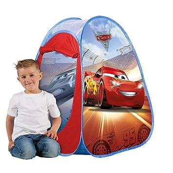 best website e918b d61ce Disney John GmbH Cars Pop-Up Play Tent