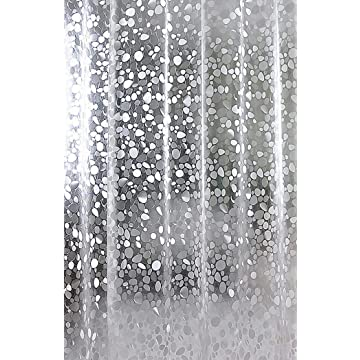 lantusi Durable Practical Mildew Proof Waterproof Home Bathroom Shower Curtain Shower Curtains
