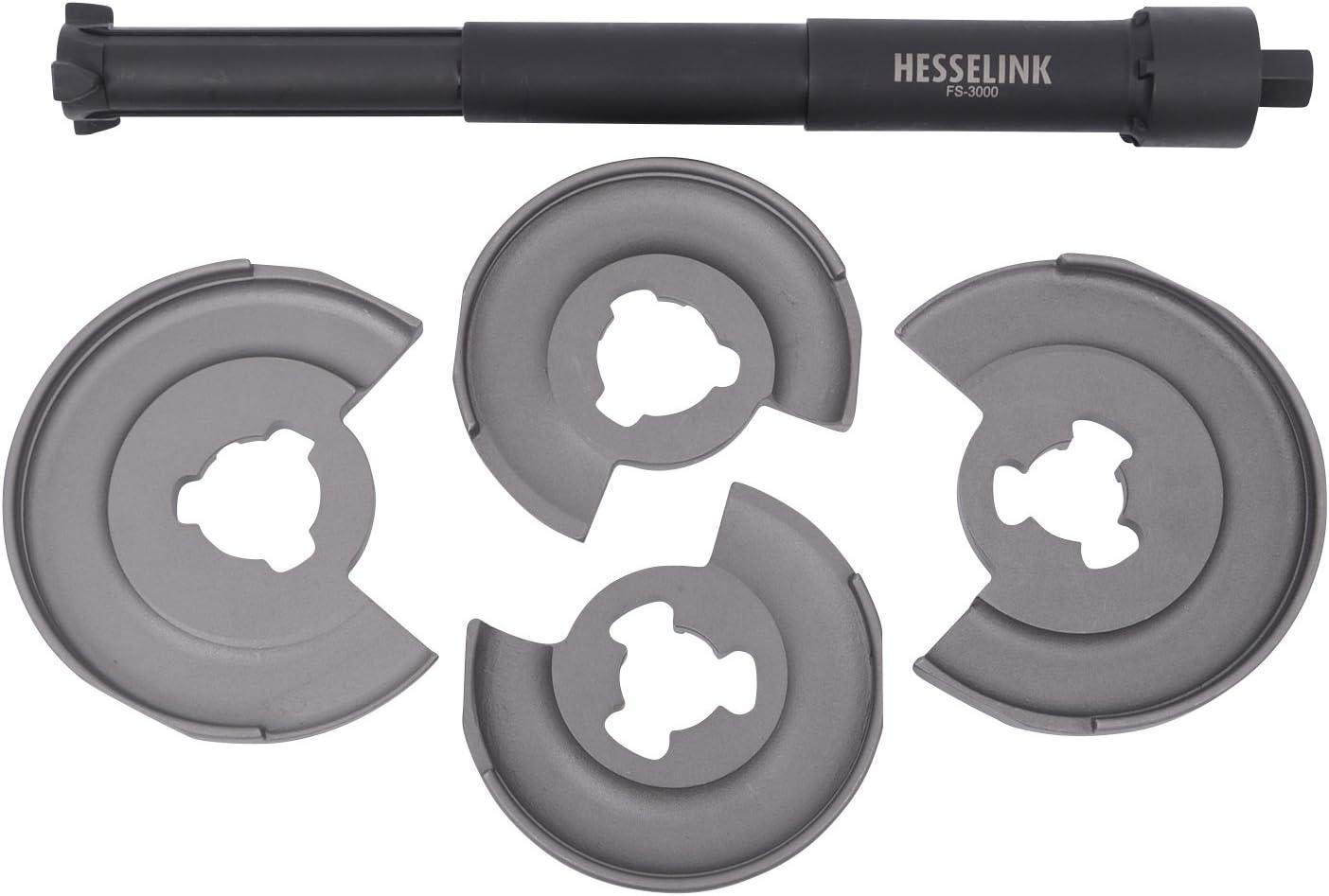 Hesselink Fs 3000 I Innen Federspanner Mit Tellersystem I Universal Werkzeug I Einsetzbar Bei Allen Gängigen Automarken Baumarkt