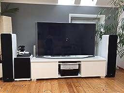 LG 65UB980V 164 cm (65 Zoll) Fernseher (Ultra HD, Triple