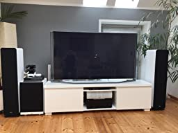 lg 84ub980v 213 cm 84 zoll fernseher ultra hd triple tuner 3d. Black Bedroom Furniture Sets. Home Design Ideas