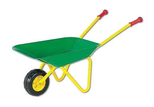4 opinioni per The Toy Company 13387 Outdoor- Carriola giocattolo in metallo, colore: