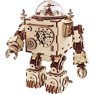 cheap Robotime 3D Puzzle Orpheus 2020