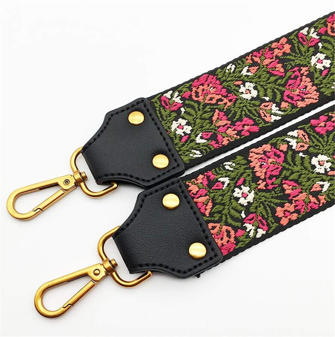 Bag Strap Handbag Belt Shoulder Bag Wide Strap Replacement Strap Accessory Bag Part Adjustable Belt For Bag 100Cm red 100cm