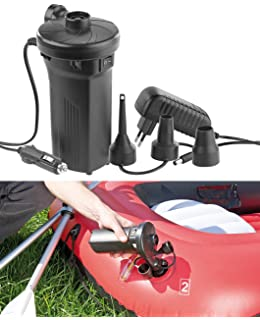 Mit Kompressor Funktion Für Schlauchb Zu Hohes Ansehen Zu Hause Und Im Ausland GenießEn Elektro Luftpumpe Für Schlauchboote 12v