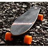 JCB H4電動スケートボード 超静音ハブモーター&人間工学に基づいたリモートコントロール付き