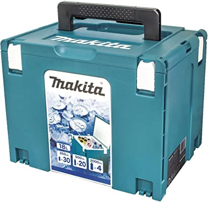 Tools Centre Makita 18L Cooler Case, Chiller Ice Pack,Insulated ...