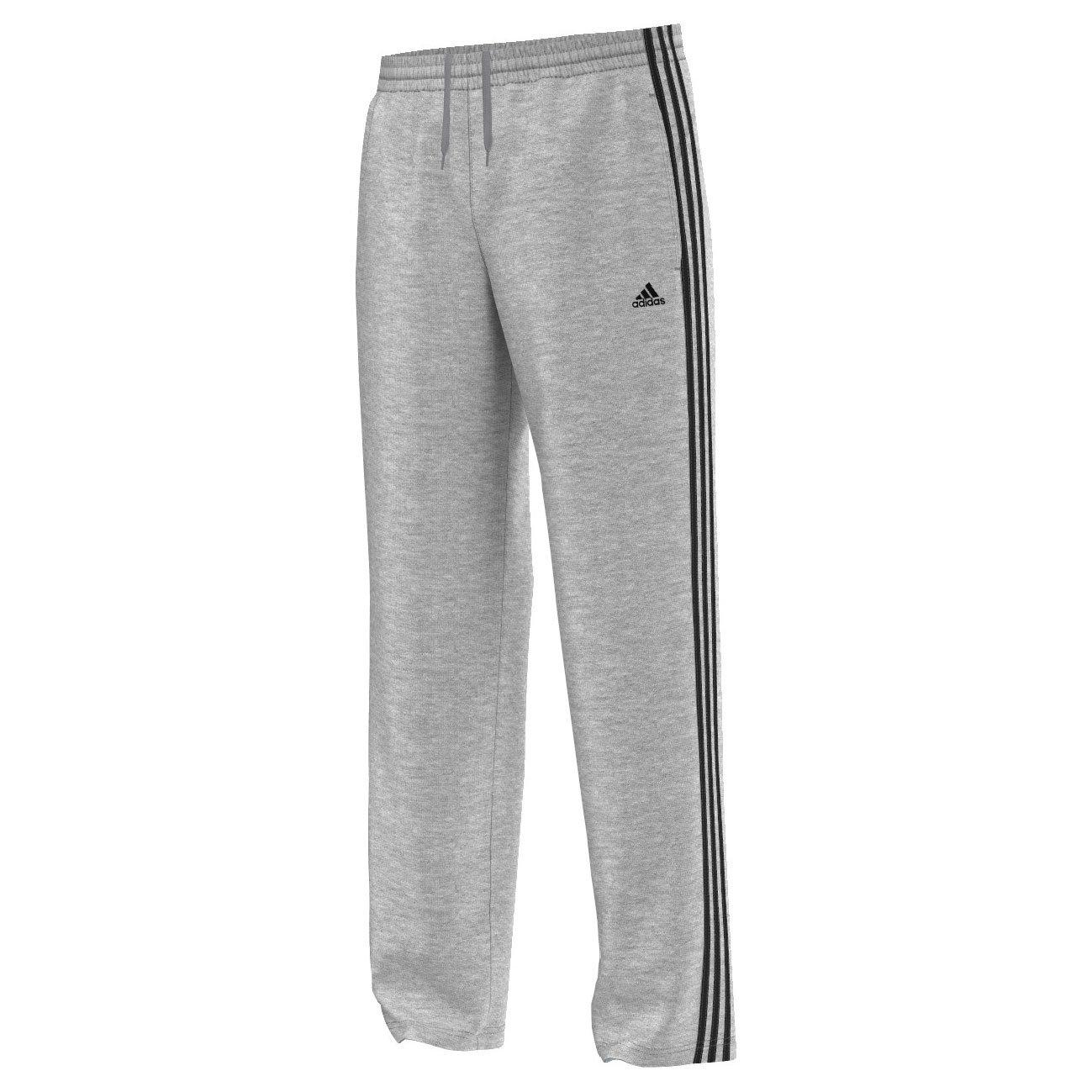 adidas Herren Hose Essentials 3 Stripes Light Sweatpants