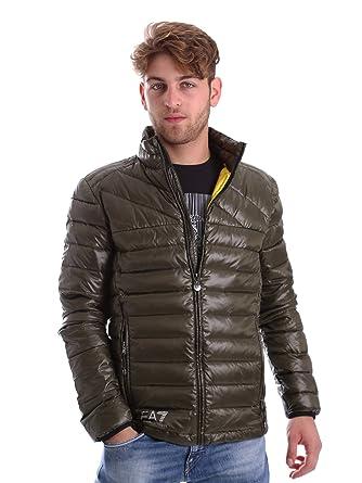 c2ef5d526f9 DOUDOUNE EA7 KAKI EN DUVET DE CANARD PERFORMANCE PERTEX MICROLIGHT - EMPORIO  ARMANI - Taille - XL - Kaki - Homme  Amazon.fr  Vêtements et accessoires