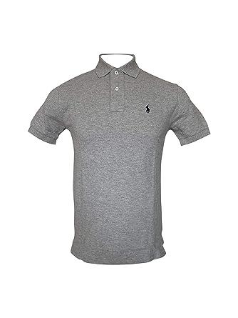 ec3a898d00bf Polo Ralph Lauren Men Classic Fit Mesh Polo Shirt at Amazon Men s ...
