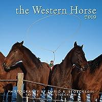 2019 Western Horse Calendar