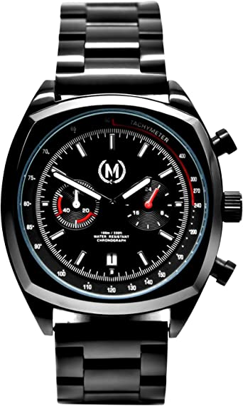 Marchand Driver Racing Watch | Chronograph Watch | British