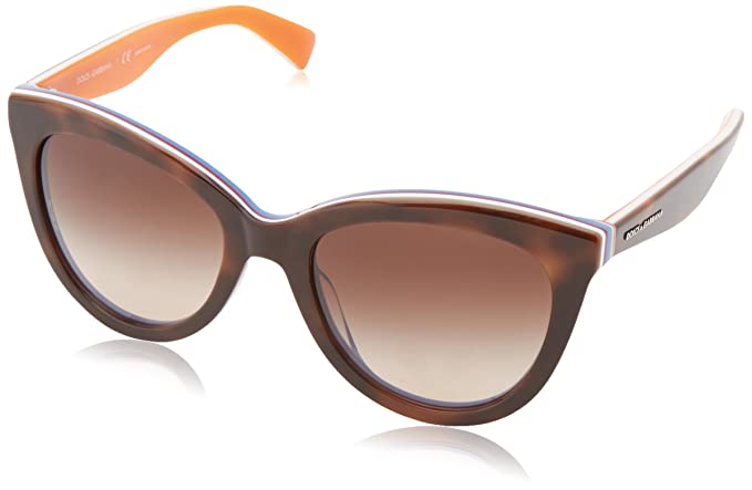 D&G Women's 0DG4207 Cat-Eye