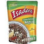 Isadora Frijol Refrito Negro Bolsa De 430 gr