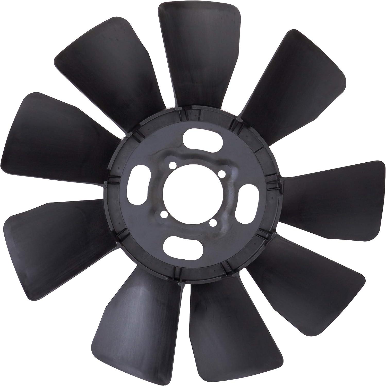 Engine Cooling Fan Blade Spectra CF15001