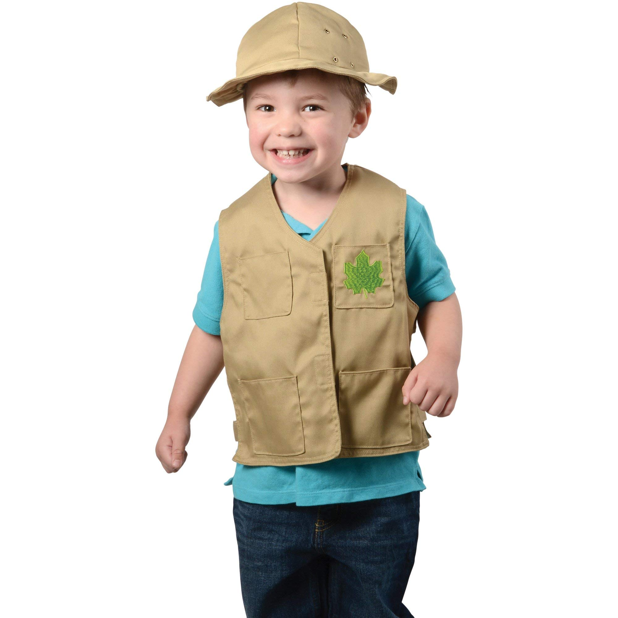 Toddler Dress-Up Vests & Hats Nature Explorer by Marvel