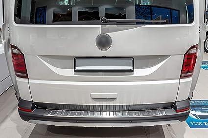 tuning-art L177 Protección para Parachoques Acero INOX: Amazon.es ...