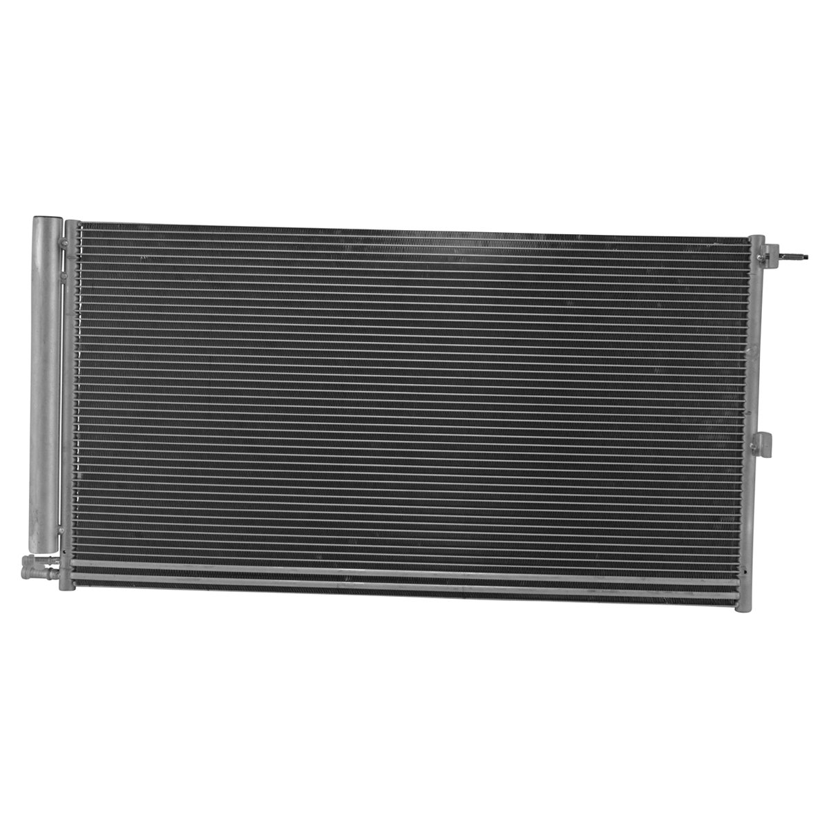 AC Condenser A//C Air Conditioning w//Oil Cooler /& Receiver Drier for Ford Truck