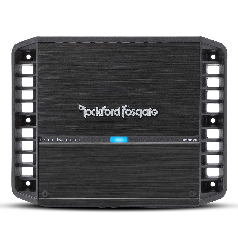 Rockford Fosgate P300X2 Punch 300 Watt 2-Channel Amplifier