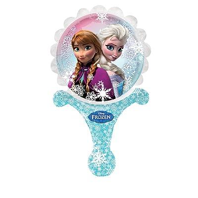 amscan Inflate-A-Fun - Globo Hinchable, diseño de Frozen: Hogar