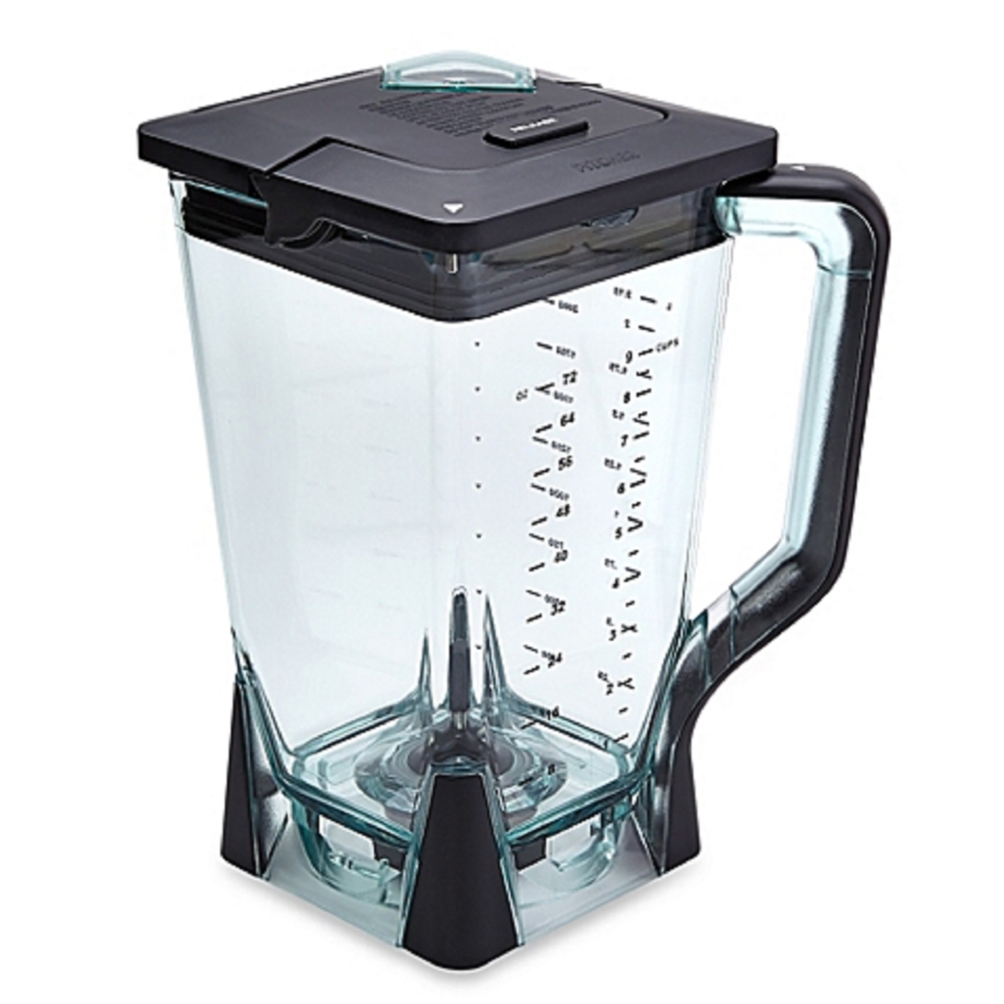 Ninja® 72-Ounce Pitcher with Lid for Ninja® BL660 Professional Blender & Single Serve