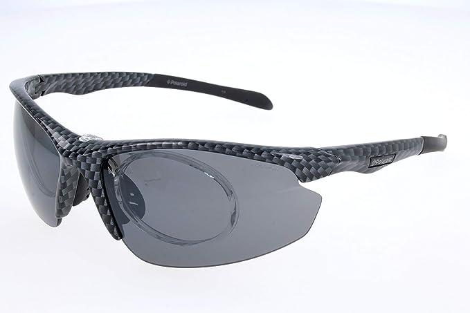 Gafas de Sol Polaroid P7004 BLACK: Amazon.es: Ropa y accesorios