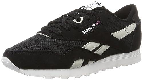 Reebok Damen Classic Nylon Fbt Sneaker
